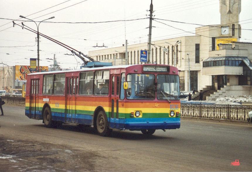 В Казани меняется схема движения общественного транспорта.
