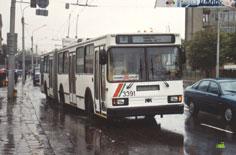 Троллейбус «АКСМ-231»