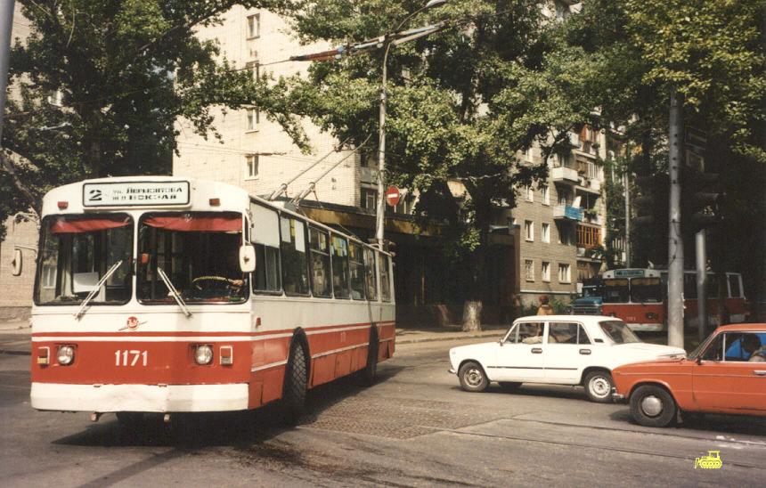 Временно закрываются троллейбусные маршруты 2А и 2.